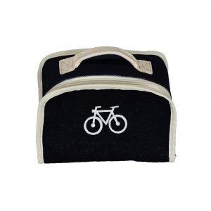 SUIT BEIBI maletín negro bike