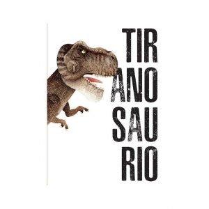 SASSI libro y puzle 3D Tiranosaurio