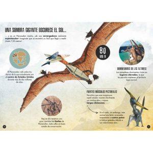 SASSI libro y puzle 3D Pteranodon