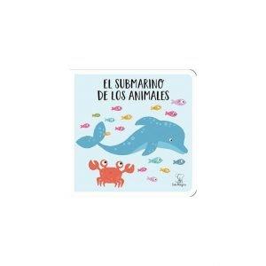 SASSI puzle y libro El Submarino de los animales