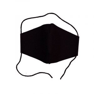 SUIT BEIBI mascarilla adulto negra