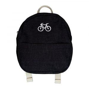 BI SUIT mochila Zip Jeans Negra Bike