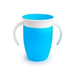 MUNCHKIN vaso antigoteo 360 miracle azul