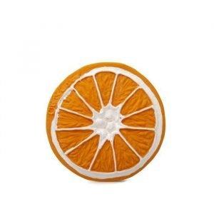 OLI AND CAROL mordedor Clementino the orange