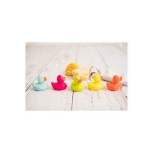 OLMITOS patitos baño de colores