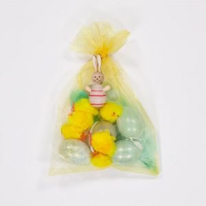 SUIT BEIBI pack glitter eggs menta
