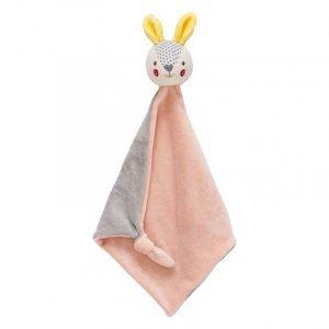 PETIT COLLAGE doudou Conejo