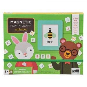 PETIT COLLAGE magnético aprendizaje ABC