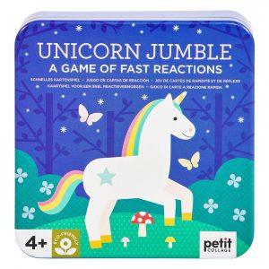 PETIT COLLAGE Unicornio Jumble