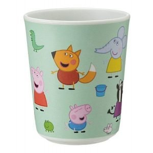 PETIT JOUR vaso peppa pig