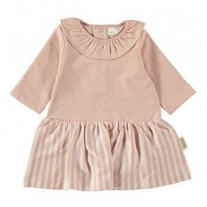 PETIT OH vestido franela cami rose