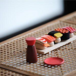 PLAN TOYS set sushi