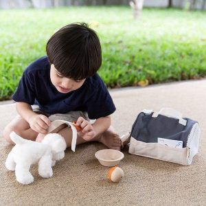PLAN TOYS set cuidado mascotas