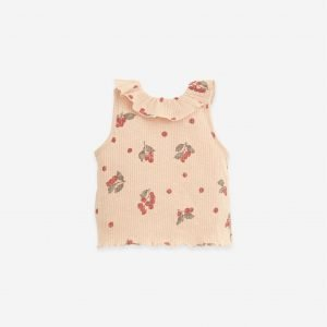 PLAY UP camiseta sin mangas flores