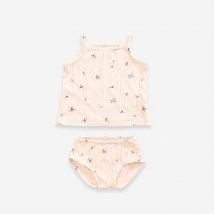 PLAY UP conjunto camiseta/braguita seashell