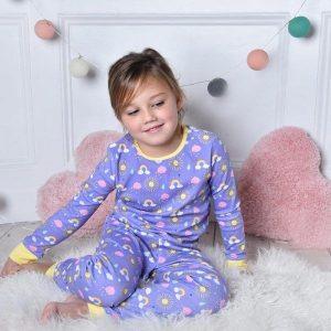 POWELL CRAFT pijama 2 piezas Sunshine Rain