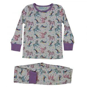 POWELL CRAFT pijama 2 piezas Unicornio