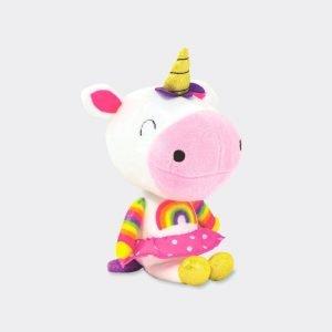 RACHEL ELLEN peluche 17cm unicornio