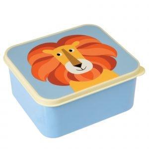 REX tupper cuadrado león