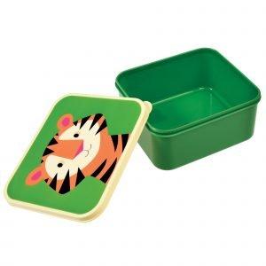 REX tupper cuadrado tiger