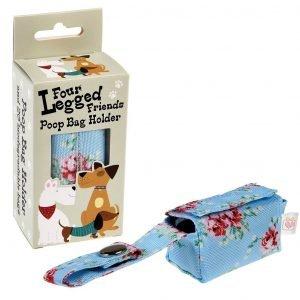 REX bolsas para caca perro rose