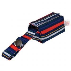 REX bolsas para caca perro stripy