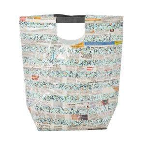 RICE bolsa papel plastificado