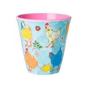 RICE vaso medium print Heni