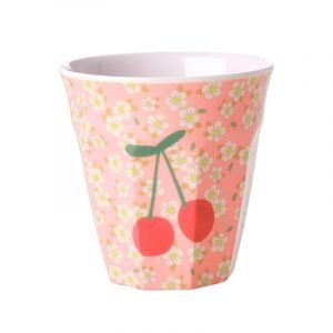 RICE vaso medium cereza