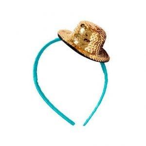 RICE diadema sombrero
