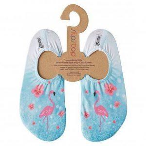 SLIP STOP zapatillas antideslizantes para niños Flamingo