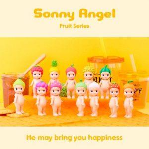 SONNY ANGEL colección Frutas