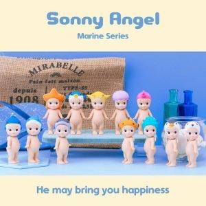 SONNY ANGEL colección Animales Marinos