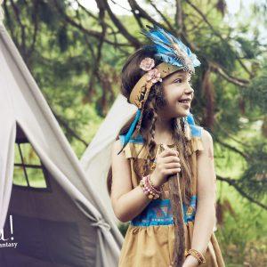 SOUZA disfraz india Lusya 3-4A