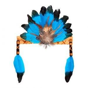 SOUZA plumas indio Leyati