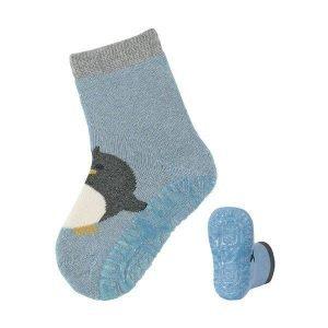 STERNTALER calcetines antideslizantes pinguino turquesa