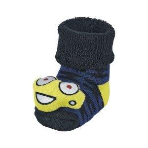 STERNTALER calcetines sonajero coche azul