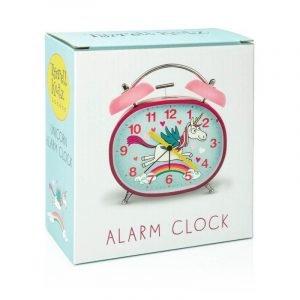 TYRRELL KATZ reloj despertador unicornio