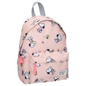 PRÊT mochila Snoopy Peach