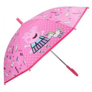 VADOBAG paraguas Peppa Pig Don't Worry About Rain