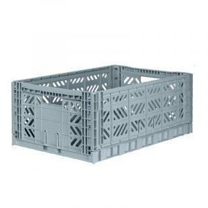 LILLEMOR caja plegable maxi azul palo