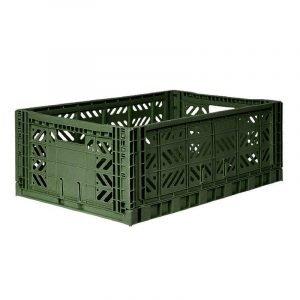 LILLEMOR caja plegable maxi kaki