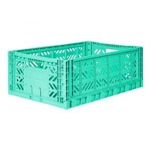 LILLEMOR caja plegable maxi menta