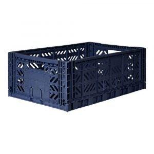 LILLEMOR caja plegable maxi navy