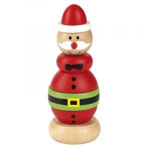 MOSES juguete apilable navidad papa noél