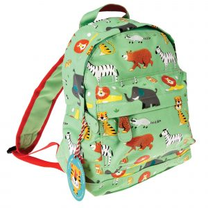 REX mochila animal park