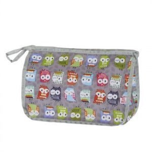 MY BAGS neceser buho gris