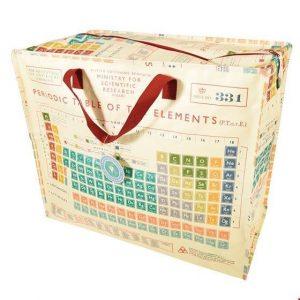 REX bolsa jumbo tabla periódica