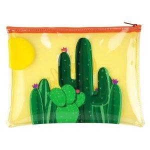 SUNNYLIFE neceser cactus