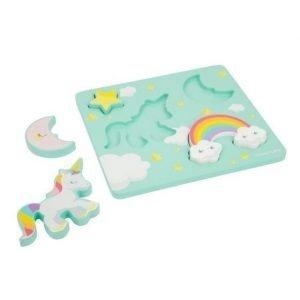 SUNNY LIFE puzzle unicornio